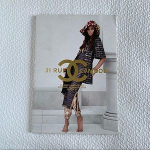 Authentic Chanel magazine 31 rue cambon